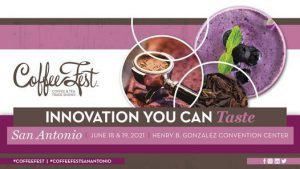 The 2021 Coffee Fest San Antonio is set to take place on June 18 to 19